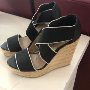 Candie's Shoes - Candies size 6 wedges, worn once